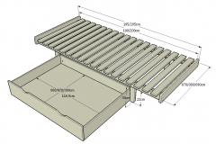 1_5-Somier-Ximple-para-cama-o-sofa-tipo-Chill-out-de-070-080-090cm.-con-patas-de-22cm.-Detalle-con-cajon-abierto