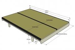 1_7-Somier-Ximple-para-cama-con-tatamis-de-140-150-160-180cm.-y-patas-de-15cm